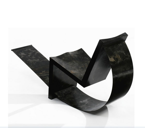 Rietveld Chair by Ron Arad