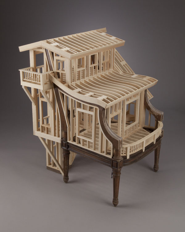 Sit stay by ted lott for Artistic chairs