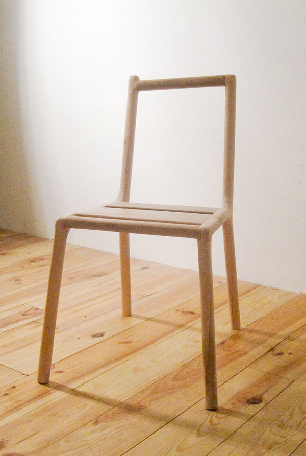 Socal Chair by Phillip Euell fronta