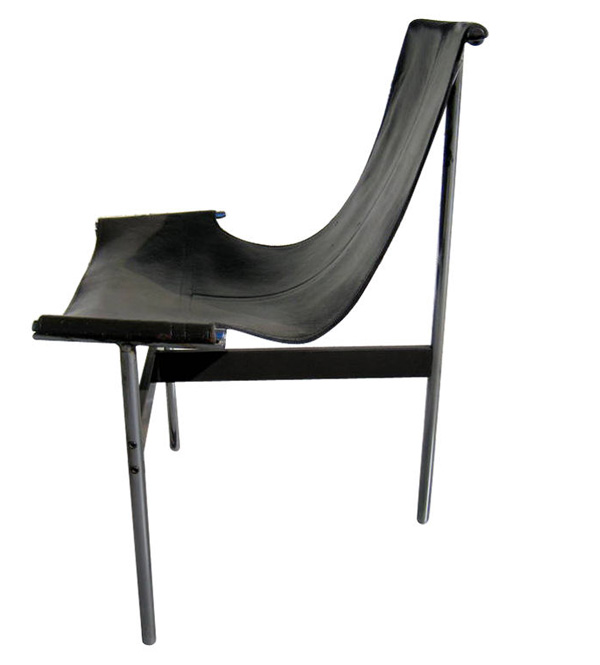 T Chair by William Katavolos, Ross Littell and Douglas Kelly Side