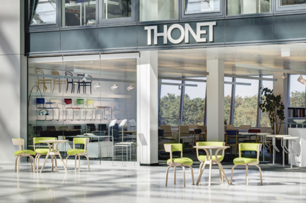 Thonet Store in Frankfurt