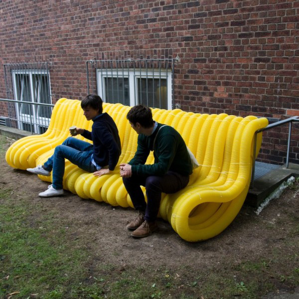 Yellow-Guerilla-Street-Furniture-by-Oliver-Schau