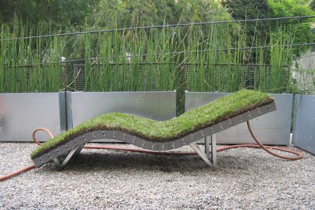 lawn chair